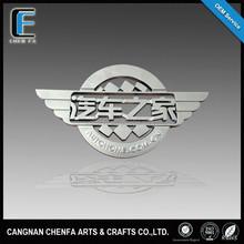 Custom High Quality ABS Car Logo Auto Chrome Badge Emblem