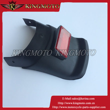 Customized precision black abs injection moulding motorcycle plastic parts Small plastic parts