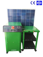 3KW home application solar power system solar power generator