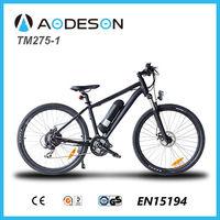 Sport bike 250w brushless motor electric mountain bike TM275-1,best lithium battery(Samsung Cell)