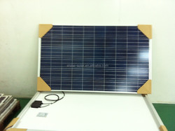 Shine high quality good price 250w polycrystalline solar panel with TUV