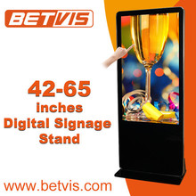 """New Launch 55"""" inch free standing interactive"""