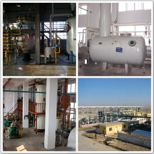 200-600T per day sunflower oil refinery plant / sunflower oil refining plant