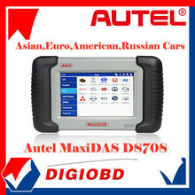 2013 Autel MAXIDAS DS708 Scanner English/Spanish/French/German/Portuguese/Russian Languages can Choose