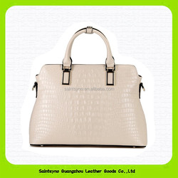 15223 Trend lady leather wholesale handbag manufacturers China