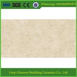 Plastic fashionable ceramic tile fridge magnet made in China