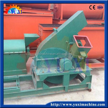 Best crushing machinery of wood branch crusher with CE and ISO