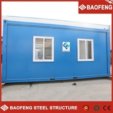 high ability to reduce the noise low cost mini modular homes