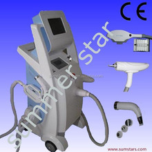 Acne and pigment removal skin care beauty salon equipment factory promotion price/hair removal equipment cheap price