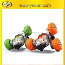 New arrival turn over radio control rc stunt car mini high speed rc car