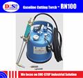 Rn100- espesor de corte 30~300mm- diseño de la revolución- gasolina + oxígeno 80%- ahorro de costes- gasolina de corte de la antorcha