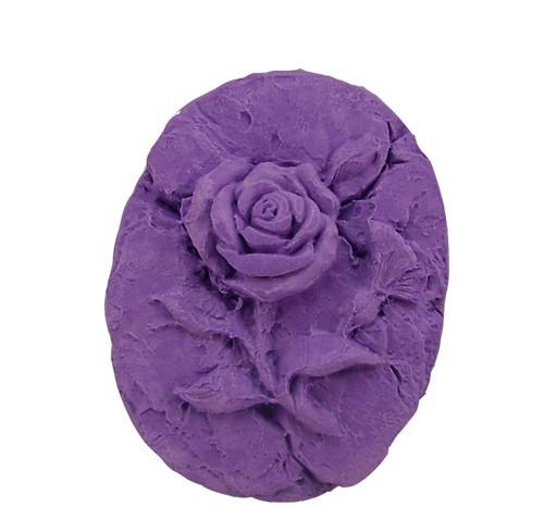 r0821 Николь розового мыла силиконовые формы