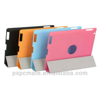colorful pad cover with stand