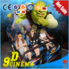 amusement park supplies 7d motion cinema 7d motion cinema for sale