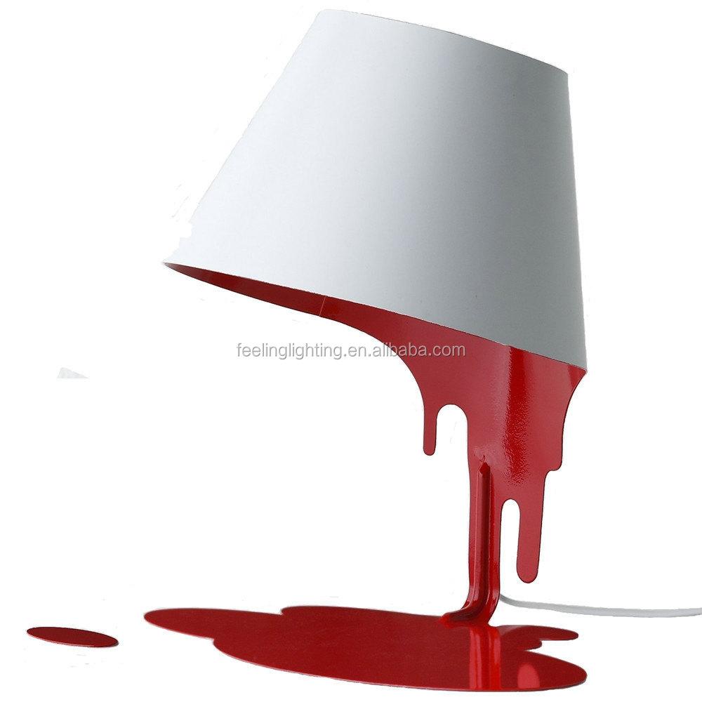 Moderno ikea nero/bianco fuso stile arte creativa lampada da ...
