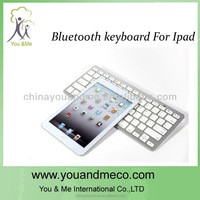 2013 hot selling wireless Bluetooth keyboard and mouse for tablet pc