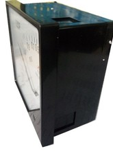 analog power factor meter