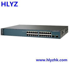 Original 24 port network best sales WS-C2960X-24TS-LL poe switch