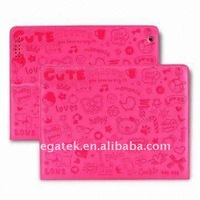 Tablet case Lopez stand flip folio leather case for ipad 2 3 4 air mini, for ipad case slim fit ,for ipad air case pu leather