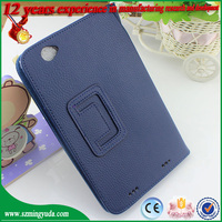 New Product 7 Inch Tablet Holster PU leather Cover Case For Lenovo A5000 , case for lenovo