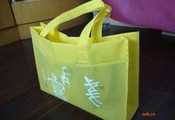 easy color non woven shopping bag