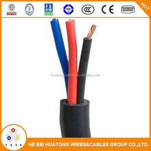 low voltage 2.5mm2 pvc insulated NVV(NYM) electric wire cable