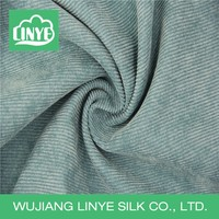 hot sale 21 wale 100% polyester fabric corduroy, seat cover fabric, bedding farbric