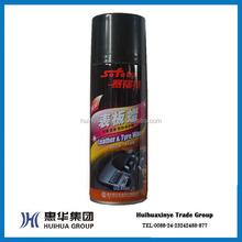 2015 new developed aerosol car spray/polish wax from factory direct sale