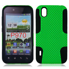 for LG P970 pc silicone cell phone cases