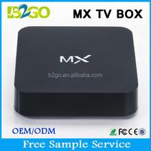 Made in China Amlogic 8726 MX Dual Core Dual CortexA9 set top box case