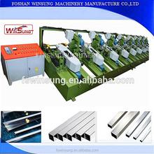 automatic standard 32head high production pipe polishing machine