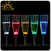 2016 glasses Shenzhen wholesales Led flashing champagne cup for party and wedding supplies