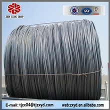 Prime high tensile SAE1006/1008B Low Carbon Steel Wire Rod Coil