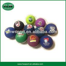 hollow natural rubber high-bounce ball