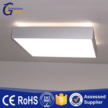 30w dimmable suspended led panel lights for office ceiling lighting
