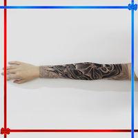 EH092 Tattoo Sleeve You Pick Punk Fashion Nylon Stretchy Temporary Fake Arm Stocking
