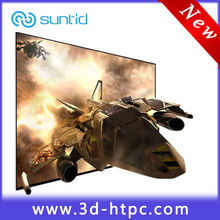 90 inch tv led 4k 3D TV all in one pc with windows and android system intel core i5 best price