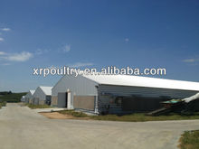 QDXR14C-01F-06 Air Auto controll Steel structure poultry chicken house
