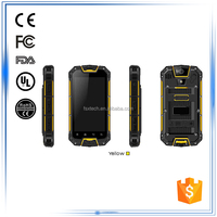 "4.5""Android 2G 3G Bluetooth GPS WIFI Modem FM Compass Gyroscope G-Sensor Accelerometer best rugged smartphone"