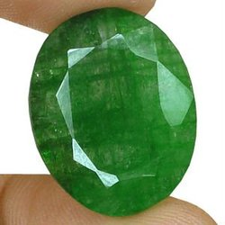 9.70 CT STUNNING TRANSLUCENT NATURAL COLUMBIA GREEN EMERALD JE 6947