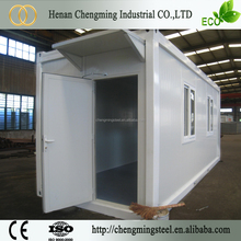 Transportable Small Pre-Made Modified Anticorrosive Chinese Container House Price Hot !