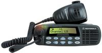 high quality uhf vhf 2 way mobile radio for Motorola GM380