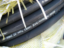 Manufacturing : High quality machinery hydraulic rubber hose/smooth surface rubber hose