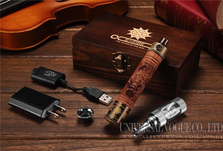 ถูก Vapeวิสัยทัศน์กะโหลกXไฟE IC30บุหรี่อิเล็กทรอนิกส์วิศวกรรมบิดอัตตาสูบบุหรี่E Eig Vaporizerปากกาไม้ชุดX8110