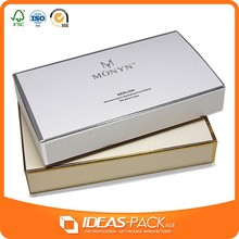 2015 popular custom design cheap cosmetic paper packaging mask box