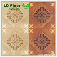 hdf waterproof 10mm 12mm parquet laminate flooring