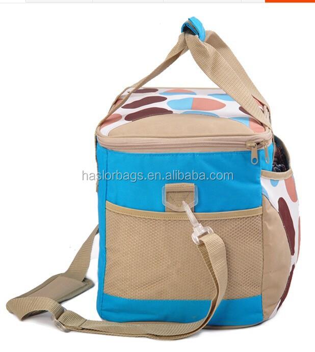 Nouveau design colorful isolé sacs à lunch pour les dames de bureau