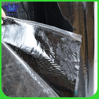 Customized modified bitumen hdpe self-adhesive waterproof membrane