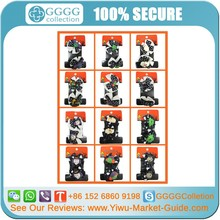 Happy Halloween Hair Accessories Set With Display Stand 144card/Display WHOLESALE