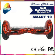 Factory directly selling 10inch electric scooter slef balancing electric scooter skateboard for adults upyounger vehicle